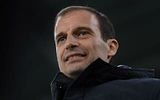 Allegri disappointed with Juve's second-half showing