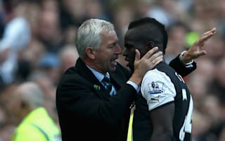 I loved him - Pardew devastated by Tiote's death