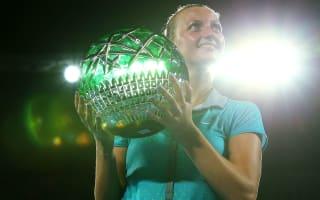 Kvitova to defend Sydney International crown