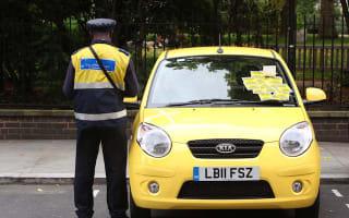 Massive surge in private parking fines