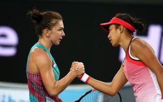 Halep and Venus Williams feel the Melbourne heat, but Azarenka sizzles