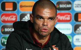 Pepe fit for game of his life