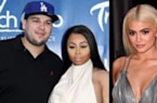 Rob Kardashian Tweets Out Kylie Jenner's REAL Phone Number