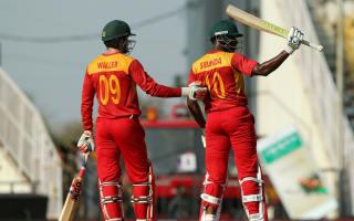 Sibanda gets Zimbabwe off to winning start at World T20