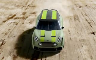 Video: Mini unveils its Vision Gran Turismo