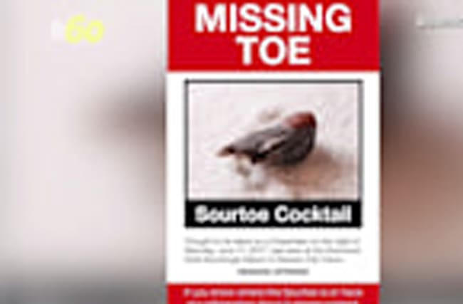 Iconic Mummified Toe Used in Cocktails Returned to Rightful Owners
