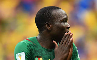 South Africa 0 Cameroon 0: Aboubakar wasteful in another draw
