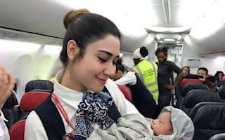 Turkish Airlines crew helps deliver baby on flight