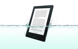 Win! A Kobo Aura H2O waterproof e-reader