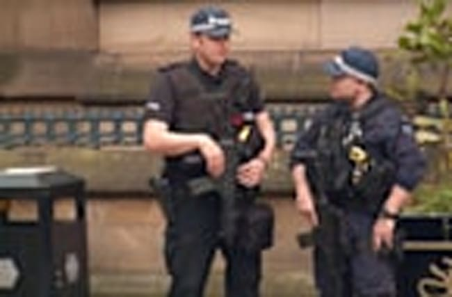 Manchester attack: A city on alert after bombing