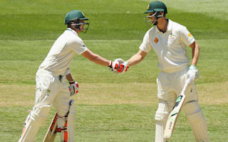 Smith and Voges enjoy putting on Boxing Day show