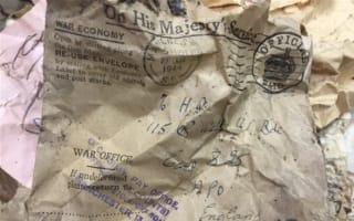 Top secret D-Day plans found hidden under UK hotel's floorboards