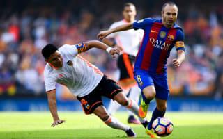 Iniesta in line for Clasico return - Luis Enrique