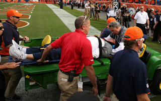 Broncos co-ordinator Phillips hospitalised, released after violent collision on sidelines