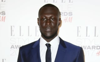 Rapper Stormzy says police raid on his home was like being in a movie