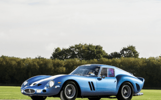 Ferrari 250 GTO with £45 million price tag could become the world's most expensive car