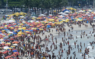 Ten of the world's most crowded beaches