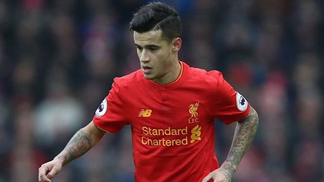 Record-setting Coutinho promises more goals to come for Liverpool