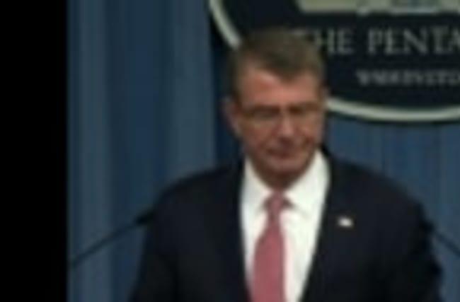 US Airstrikes Destroy IS Camps In Libya