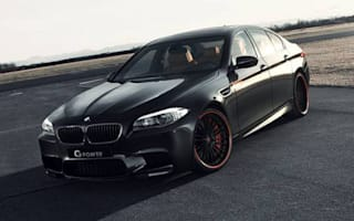 G-Power unleashes 640bhp BMW M5