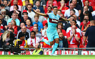 Lanzini 'honoured' by Liverpool links