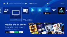 PS4 actualiza su interfaz para que encuentres los mejores vídeos en streaming