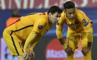 Ronaldinho: Messi helping Neymar like I helped him