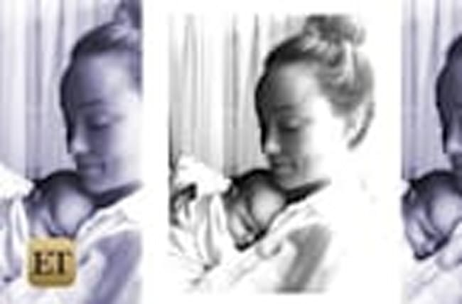 Olivia Wilde Shares Sweet Breastfeeding Photo With 'Drinking Buddy' Daughter Daisy