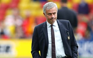 I knew I had a task on my hands with United's defence - Mourinho