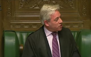 Controversy as Speaker John Bercow opposes Trump address to Parliament