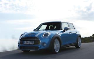 Mini unveils five-door hatchback