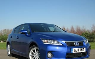 First drive: Lexus CT200h