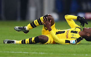 Dortmund forward Dembele hits out at Bundesliga refereeing