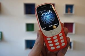 Nokia 3310 hands-on