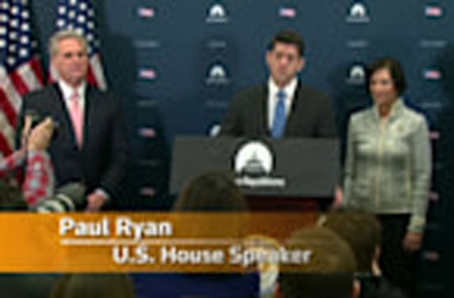 """Ryan """"sees no evidence"""" of Trump's voter fraud claims"""