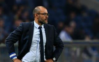 Nuno praises 'suffering' Porto