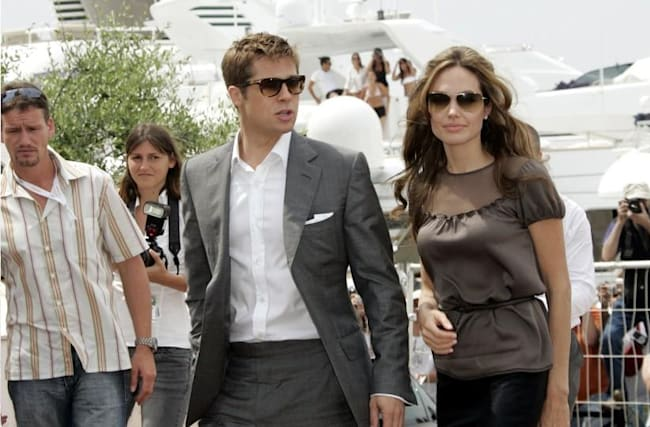 Brad Pitt still a 'wonderful father' - Angelina Jolie