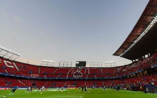 Sevilla appeal against partial stadium closure