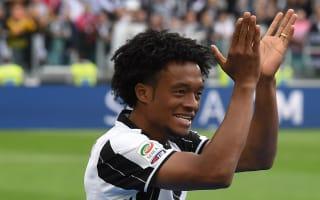 Juventus back in for Cuadrado