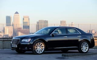 New Chrysler 300C released