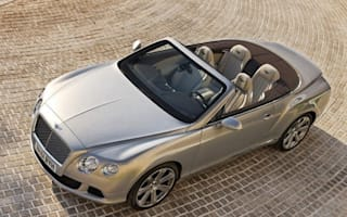 Coming to a dictator's garage near you soon: Bentley SUV
