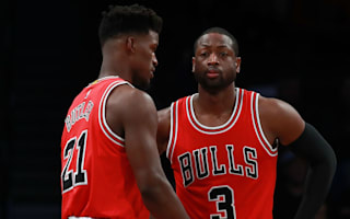 Addition of Wade has been 'amazing' - Butler lauds Bulls team-mate