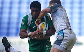 Fiji international Tikoirotuma extends London Irish stay