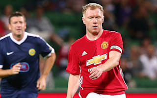 Scholes: Only Lyon can stop United winning Europa League