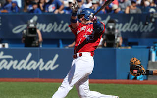 Donaldson blasts three homers, Ortiz goes deep again