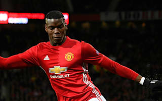 Pogba forced off with injury against Rostov