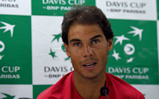 Nadal troubled by stomach bug