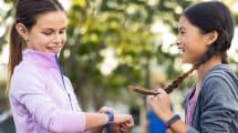 Con la Fitbit Ace los niños podrán cuantificar sus travesuras en el parque