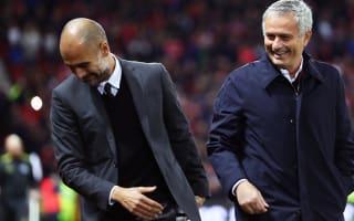Guardiola: Mourinho won't gift Arsenal a win
