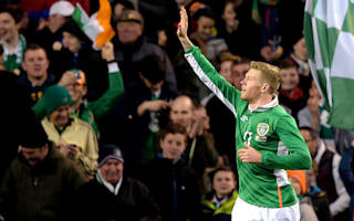 McClean blasts Ireland critics after Moldova brace